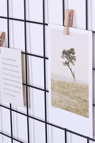 HAYATINIZI KOLAYLAŞTIRIN Fotoğraf Askısı Tel Duvar Panosu Metal Pano Duvar Askılığı Notluk Anı Çerçevesi