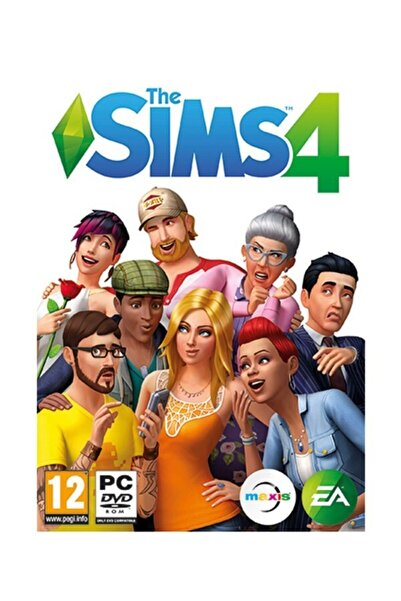 Electronic Arts Pc The Sıms 4