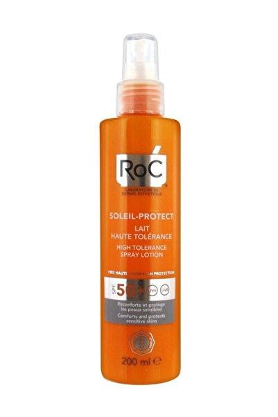 Hassas Ciltler Için Güneş Koruyucu Sprey - Soleil Protect Spray Lotion Spf 50 200 Ml 3574661187143