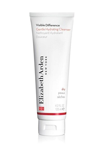 Elizabeth Arden Yüz Temizleyicisi - Visible Difference Gentle Hydrating Cleanser 125 Ml