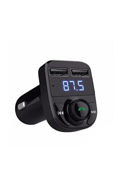 Concord Carx8 Bluetooth Çift Usb Sd Kart Girişli Fm Transmitter