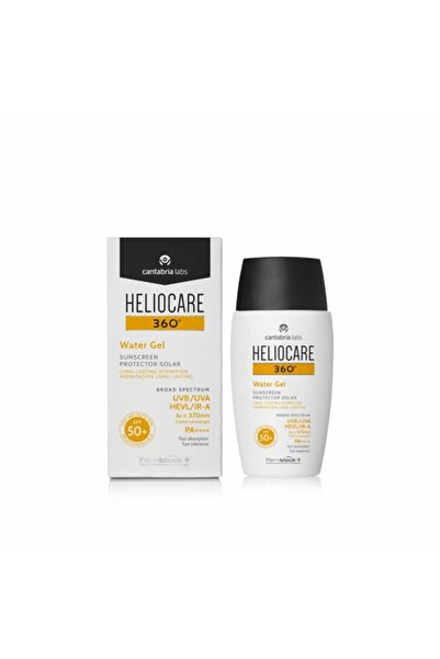 Heliocare 360 ??water Gel Sunscreen Spf50 + 50ml