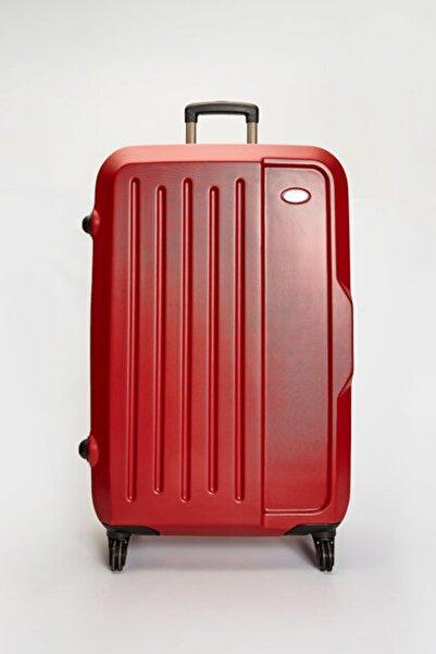 LC Waikiki Kadın Kırmızı Valiz 9SO249Z8