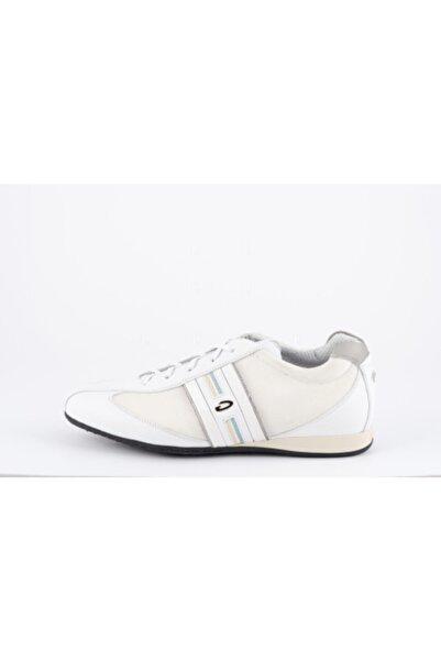 ALBERTO GUARDIANI Erkek Beyaz Sneakers Ayakkabı