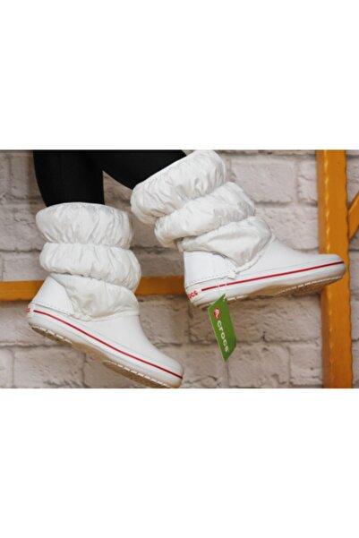 Crocs Kadın Beyaz Bot