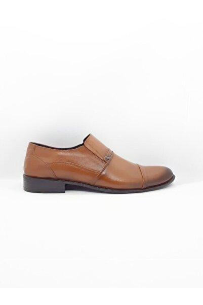 Şahin Erkek Kahverengi  Klasik Ayakkabı