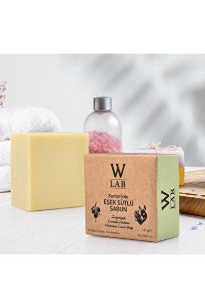 W-Lab Kozmetik W - Lab Kantaronlu Eşşek Sütü Sabunu