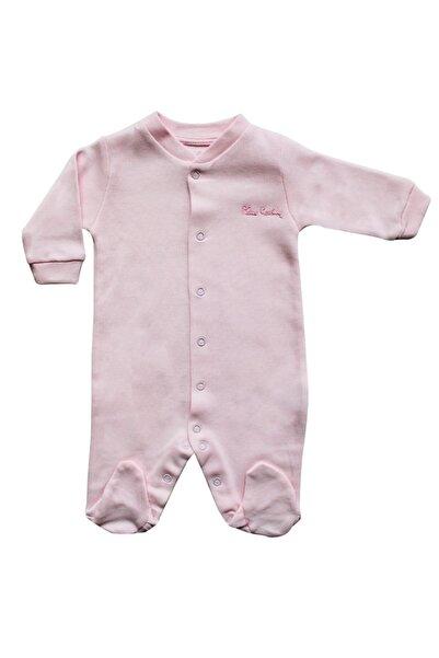 Pierre Cardin Kız Bebek Pembe  Tulum