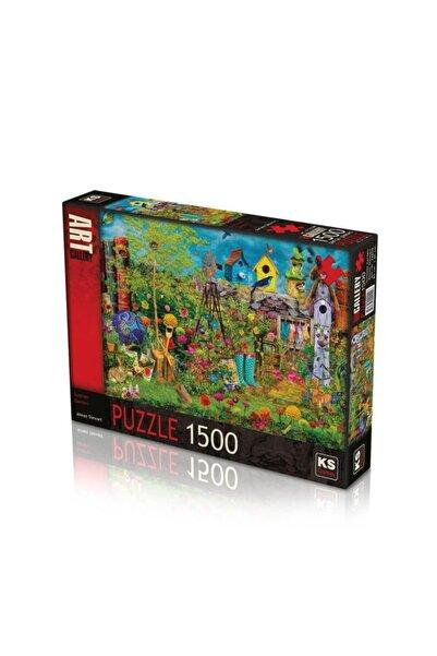 Ks Puzzle 22009 Puzzle 1500/summer Garden