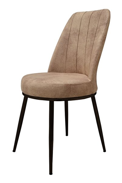 Olinpa Kahverengi Dıamond Mutfak Sandalyesi