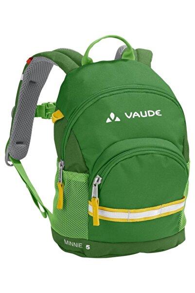 VAUDE Unisex Yeşil Fermuarlı Sırt Çantası