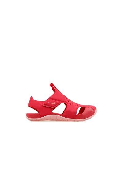 Nike Kız Çocuk Pembe Sunray Protect 2 Sandalet 943828-600