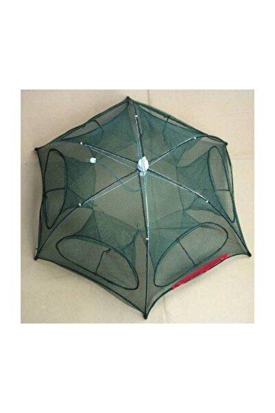 POWEREX Balık Tuzağı (pinter) Şemsiye Model 6 Girişli