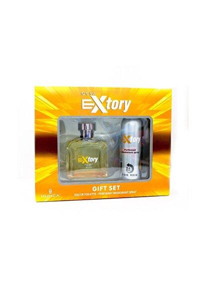 Extory Ocra Edt 100 Ml + Deodorant Ocra 8690973028846