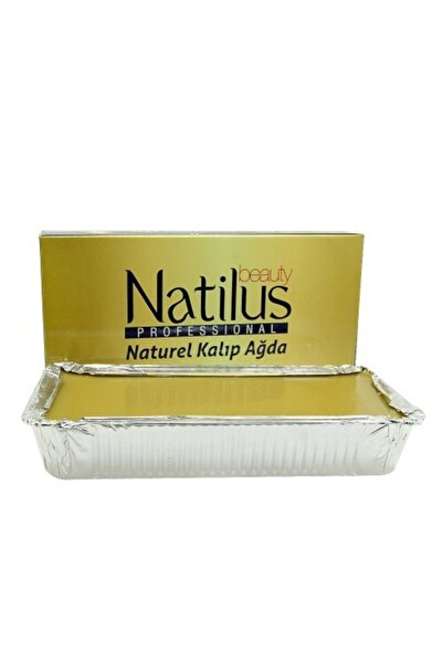 Natilus Kalıp Ağda 500ml Naturel