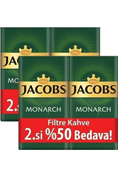 Jacobs Monarch Filtre Kahve 2 X 500 Gr (2'li Set) 2 Kg