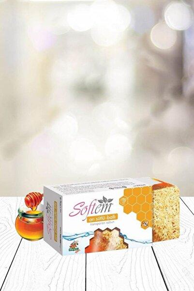 Softem Doğal Arı Sütlü Ballı Lifli Sabun 130 G