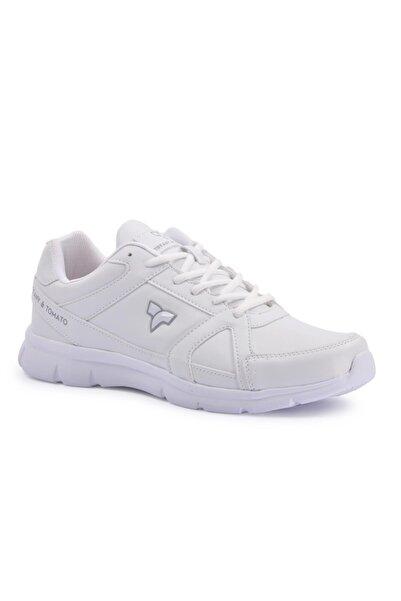 TIFFANY&TOMATO Erkek  Beyaz Spor Ayakkabı