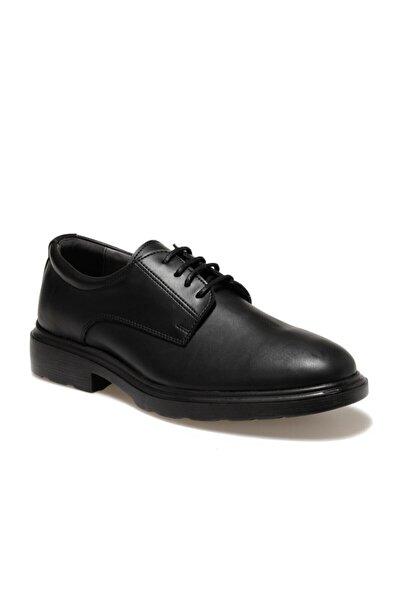 JJ-STILLER 3002-3 Siyah Erkek Ayakkabı