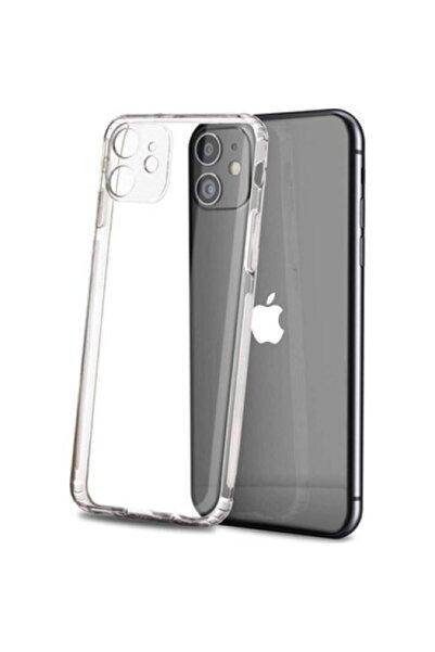 dijimedia Apple Iphone 11 Şeffaf Silikon Kapak