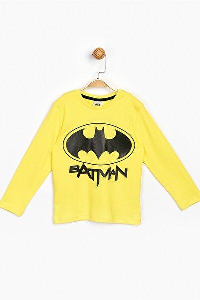 Batman Uzun Kol Çocuk Tişört 16458