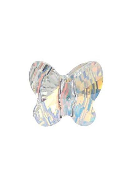 Swarovski Kadın Butterfly Janjan Ayarlanabilir İpli Kolye 5754
