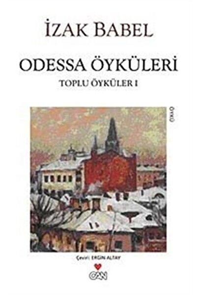 Can Yayınları Odessa Öyküleri / Toplu Öyküler 1