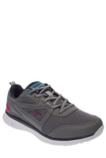 Gri Pembe Kadın Sneaker 190 21163Z
