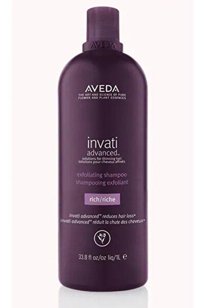 Aveda Invati Advanced Saç Dökülmesine Karşı Şampuan: Zengin Doku 1000ml 18084016831