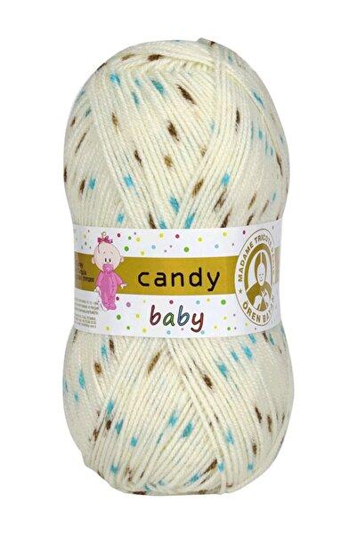 Ören Bayan Candy Baby Batik El Örgü Ipi 377