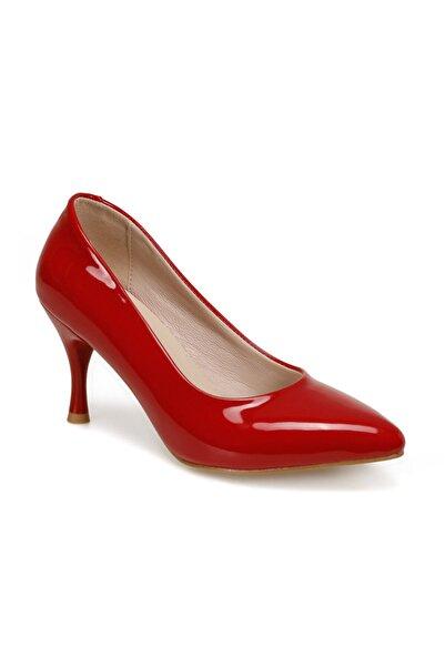 Butigo Verona Kırmızı Kadın Gova Ayakkabı