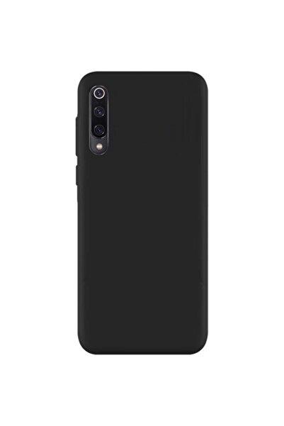Zengin Çarşım Xiaomi Mi 9 - Mi 9 Lite Yumuşak Silikon Kılıf Siyah