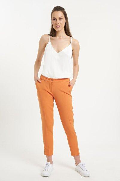 Batik Kadın Turuncu Pantolon