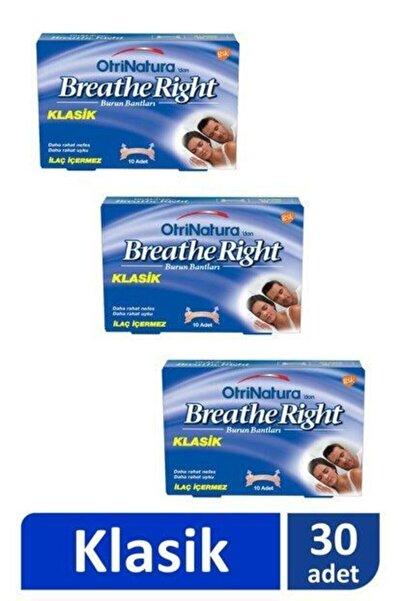 Breathe Right Burun Bandı Normal Boy 10'lu - 3 Adet