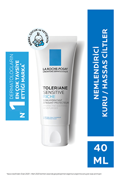 La Roche Posay Posay Toleriane Sensitive Riche 40 Ml