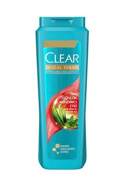 Clear Doğal Terapi Günlük Arındırıcı Şampuan 500 ml