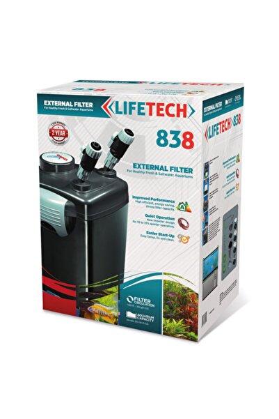 Lifetech Life Tech Filtre Siyah Kova Içi Dolu 1200 Lh