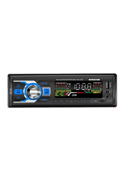 Bisesvar Kaliteli Bluetoothlu Araç Teybi Bsv-3050