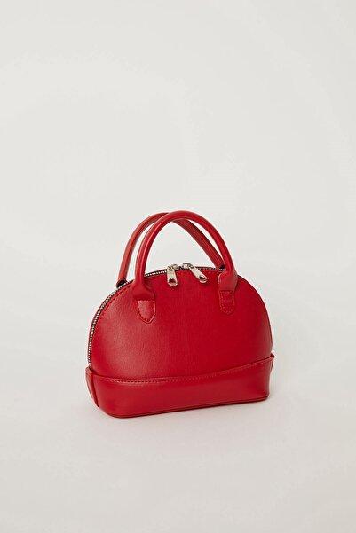 Arma Life Kadın Kırmızı Minimal Çanta