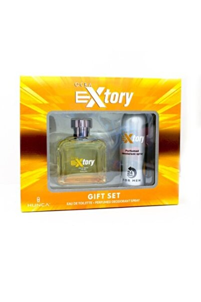 Extory Ocra Edt 100 ml Erkek Parfüm  + Deo 150ml Erkek Set 5R7488