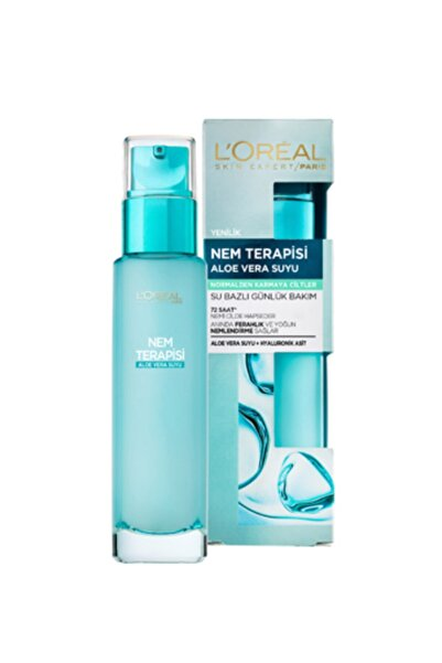 L'Oreal Paris Paris Nem Terapisi Aloe Vera Suyu Normal