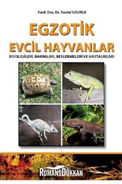 Nobel Tıp Kitabevi Egzotik Evcil Hayvanlar: Biyolojileri Bakımları Beslenmeleri Ve Hastalıkları