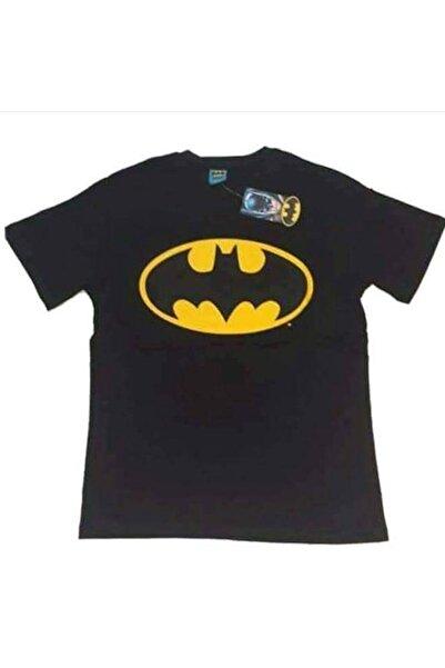 Batman Erkek Siyah Orijinal Lisanslı Tişört