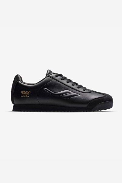 Lescon Winner-2 Siyah Unisex Spor Ayakkabı