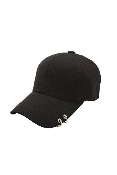 Modaroma K-pop Bts Siyah Piercingli Şapka