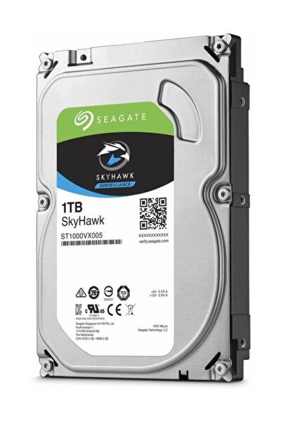 """Seagate Skyhawk 1tb 3.5"""" 5900rpm Sata3 64mb Güvenlik Cihazları Ile Uyumlu Harddisk"""