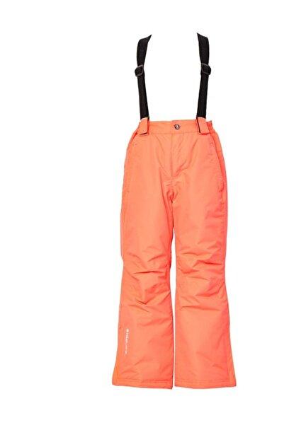 Icepeak Turuncu Çocuk Kayak Pantolonu 51042-561-490 Theron Jr