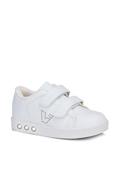 Oyo Unisex Ilk Adım Beyaz Spor Ayakkabı