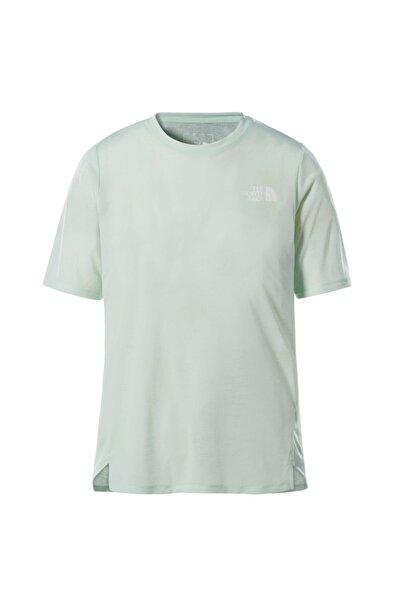 THE NORTH FACE Kadın Yeşil T-shirt