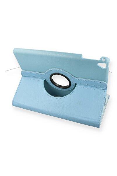 PHONACS Apple Ipad Air 1 - 2 A1474-a1475-a1476-a1566-a1567 Dönerli Tablet Kılıfı Mavi